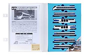 マイクロエース Nゲージ 371系 特急「あさぎり」7両セット A1070 鉄道模型 電車[cb]