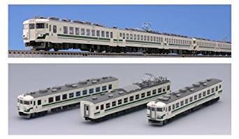 TOMIX Nゲージ 455系 東北色 増結セット3両 92365 鉄道模型 電車[cb]