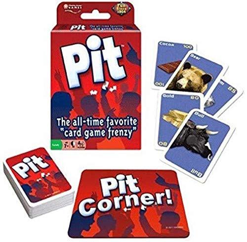 ピット (Pit) 1012 カードゲーム[cb]
