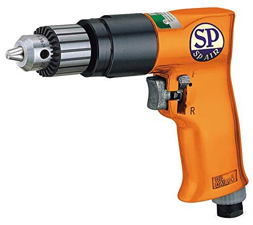 SP エアードリル10mm(正逆回転機構付) SPD52[cb]