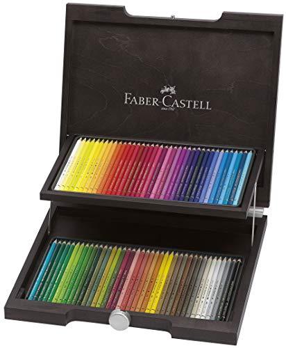 ファーバーカステル ポリクロモス色鉛筆 72色セット 木箱 110072 [日本正規品][cb]