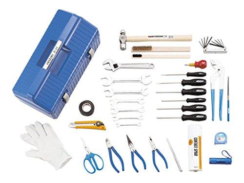 ホーザン(HOZAN) 工具セット 入組31点 工場、学校、研究所の備品や家庭でのDIY、車載工具、防災用に S-53[cb]