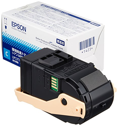 EPSON 環境推進トナー LPC3T18CV シアン Mサイズ 6500ページ LP-S7100/S8100シリーズ用[cb]
