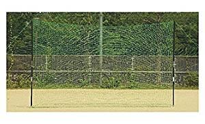 ZETT(ゼット) 野球 バックネット (ポール付き) BM9037[cb]