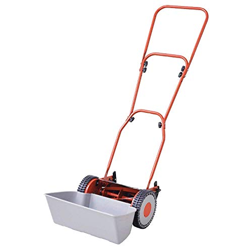 山善(YAMAZEN) 芝刈り機 刈る刈るモア 刈込幅200mm KKM-200[cb]