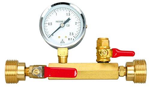 アックスブレーン 水圧テストゲージ20 TG20-11[cb]