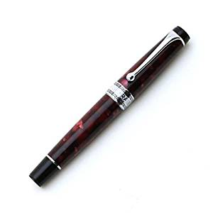 アウロラ 万年筆 B 太字 オプティマ 996-CXB バーガンディ 吸入式 正規輸入品[cb]