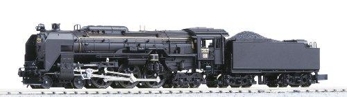 KATO Nゲージ C62 3 北海道形 2017-3 鉄道模型 蒸気機関車[cb]
