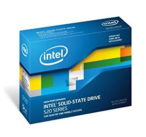 インテル Solid State 520 SSD 120 GB[cb]