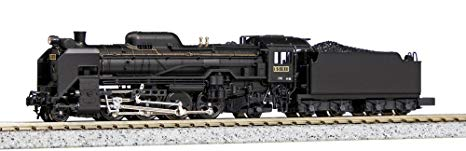 KATO Nゲージ D51 標準形 2016 鉄道模型 蒸気機関車[cb]