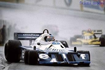 フジミ模型 1/20 グランプリシリーズ No.40 ティレルP34 1977 アメリカGP #4 パトリック・デュパイエ[cb]