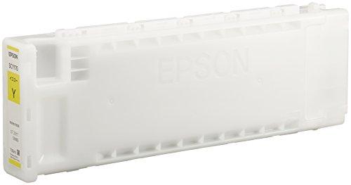 セイコーエプソン SureColor用 インクカートリッジ/700ml(イエロー) SC1Y70[cb]