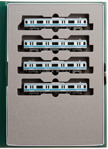 KATO Nゲージ E233系 1000番台 京浜東北線 増結B 4両セット 10-1161 鉄道模型 電車[cb]