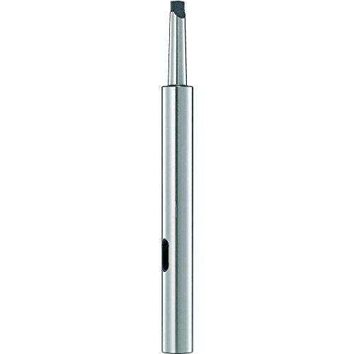 TRUSCO(トラスコ) ドリルソケット焼入研磨品 ロング MT1XMT2 首下100mm TDCL-12-100[cb]