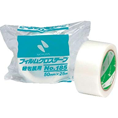 ニチバン フィルムクロステープ185-50×30P 18550X30P[cb]