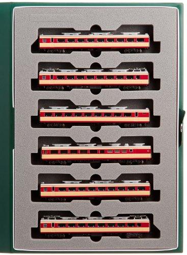KATO Nゲージ 181系 100番台 とき・あずさ 増結 6両セット 10-1148 鉄道模型 電車[cb]