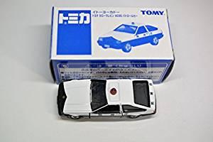 トヨタ カローラレビン AE86 パトロールカー 【イトーヨーカドー 限定】[cb]