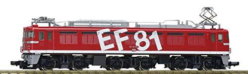TOMIX Nゲージ EF81 95号機 レインボー塗装 9145 鉄道模型 電気機関車[cb]