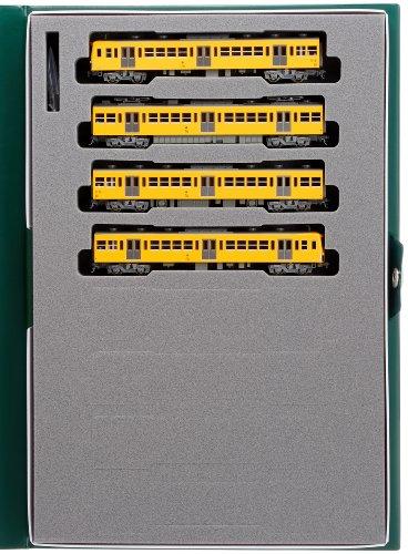 KATO Nゲージ 西武鉄道 101系 初期形 新塗色 基本 4両セット 10-1185 鉄道模型 電車[cb]