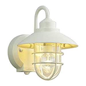 コイズミ照明 LED防雨型ブラケットタイマー付ON-OFFタイプ(白熱球60W相当)電球色 AU38411L[cb]