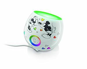 Philips Disney 717035548 Living Colors Mini Mickey Mouse and Minnie Mouse (not compatible with Hue Ecosystem) by Philips [cb]