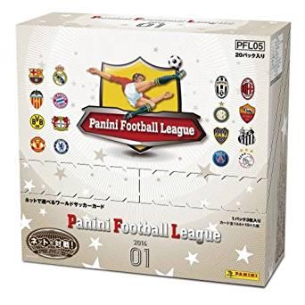 PANINI FOOTBALL LEAGUE 2014 01 【PFL05】 (BOX)[cb]