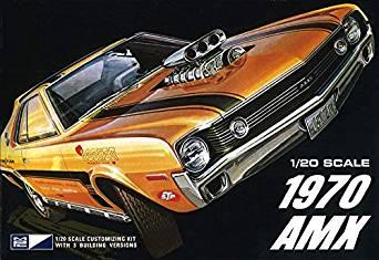 プラッツ MPC814 1/20 AMX 1970[cb]