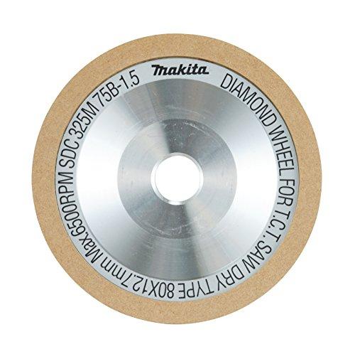 マキタ(Makita) チップソー研磨機用ダイヤモンドホイール粒度325N A-17251 外径80[cb]