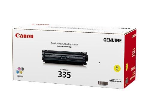 Canon トナーカートリッジ335Y[cb]