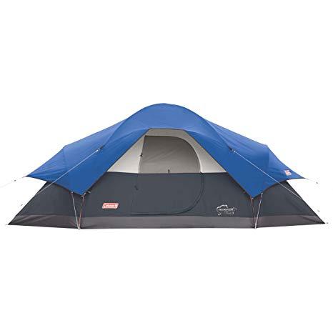 Coleman(コールマン) 8人用 Red Canyon (レッド キャニオン) テント 最大3部屋も作れる 多機能テント[cb]