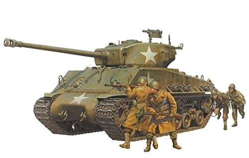タミヤ 1/35 スケール限定シリーズ アメリカ陸軍 戦車 M4A3E8 シャーマン イージーエイト 人形4体付 プラモデル 25175[cb]