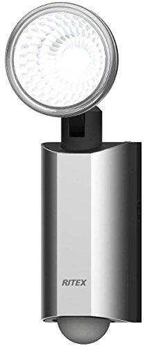 ムサシ RITEX 10W LED多機能型センサーライト 「コンセント式」 LED-AC1510[cb]