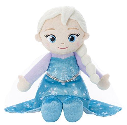 ディズニー アナと雪の女王 うたって♪おしゃべり!ぬいぐるみ エルサ 座高35cm[cb]