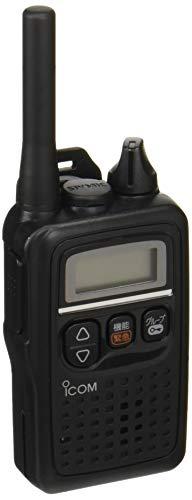 アイコム 特定小電力トランシーバー 47ch中継タイプ ブラック IP67防塵/防水 IC-4350[cb]