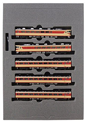 KATO Nゲージ キハ181系 つばさ 増結 5両セット 10-1254 鉄道模型 ディーゼルカー[cb]