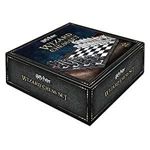 Harry マーケット Potter Wizard cb Set 評価 Chess