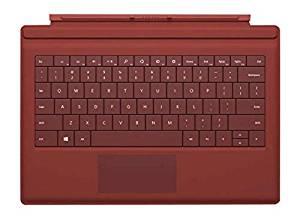 マイクロソフト Surface 3 Type Cover レッド A7Z-00071[cb]