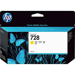 日本HP HP728インクカートリッジイエロー 130ml F9J65A[cb]