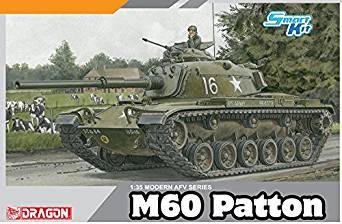 プラッツ 1/35 アメリカ陸軍 M60 パットン プラモデル DR3553[cb]