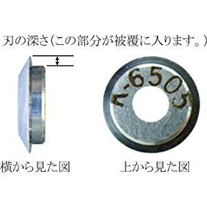 IDEAL リンガー 替刃 K-6501[cb]