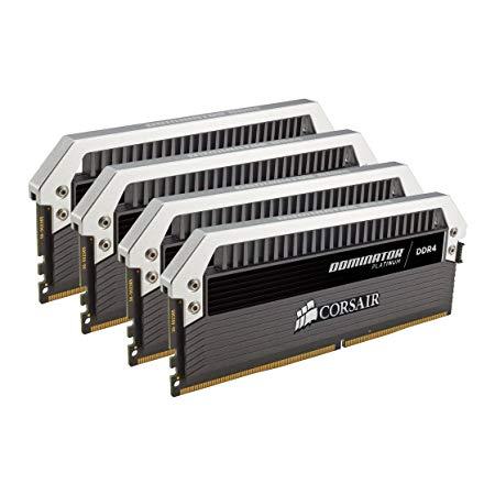 CORSAIR DDR4 メモリモジュール DOMINATOR PLATINUM シリーズ 16GB×4枚キット CMD64GX4M4C3200C16[cb]