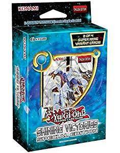 Yugioh Shining Victories Special Edition Booster Box[cb]