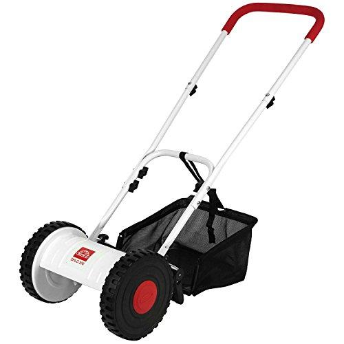 セフティー3 手動式芝刈機 おすかる 刈り幅200mm SHLC-200 訳あり商品 cb 刈高4段階調整可能 物品