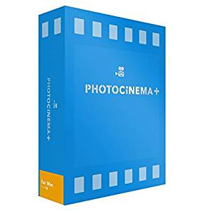 デジタルステージ PhotoCinema+ Mac(フォトシネマ・プラス)[cb]
