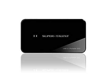 スーパータレント USB3.1(Gen2) Portable RAIDDrive ポータブル(外付)タイプSSD 480GB FUW480UCU0[cb]