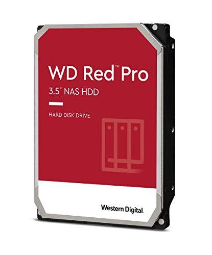 WD 3.5inch Red Pro 2TB キャッシュ 64MB SATA6Gb/s 7200rpm WD2002FFSX[cb]