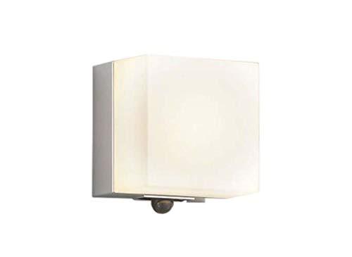コイズミ照明 人感センサ付ポーチ灯 マルチタイプ 白熱球60W相当 シルバーメタリック AU45875L[cb]