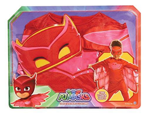 しゅつどう!パジャマスク PJ Masksコスチュームセット アウレット【並行輸入品】 サイズ4歳?6歳[cb]