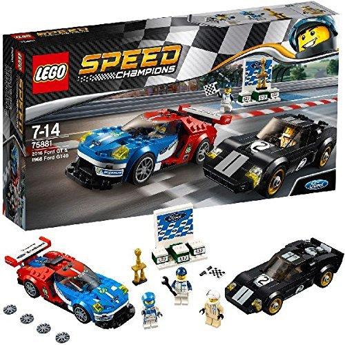 【まとめ買い】 レゴ(LEGO) スピードチャンピオン 2016 フォード GT GT40 & 1966 フォード フォード スピードチャンピオン GT40 75881[cb], トヨハシシ:1ba55741 --- kventurepartners.sakura.ne.jp
