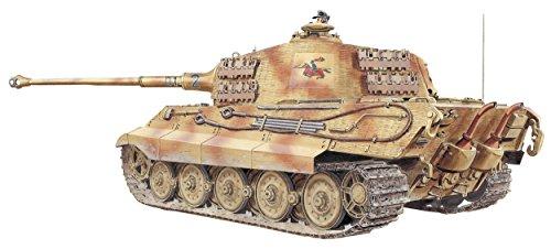 DR6840 1/35 WW.II ドイツ軍 Sd.Kfz.182 キングタイガー ヘンシェル砲塔 w/ツィメリットコーティング 第505重戦車大隊 1944年 ロシア プラモデル[cb]